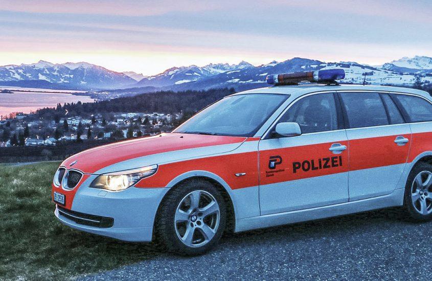 (CH) Polizei-Deutsch