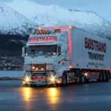 Namensschilder für Lastwagen