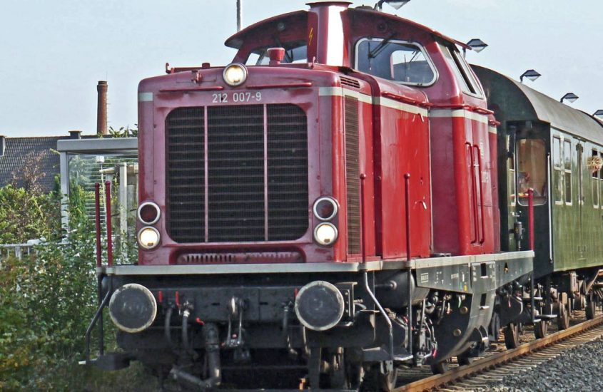Eisenbahn Auktion