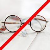 Brille wird unnötig