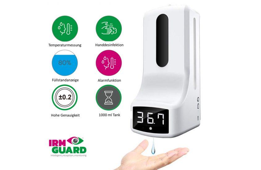 IRM-Guard Desinfiziert++