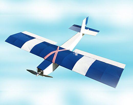 Modellflugzeug Bauanleitung