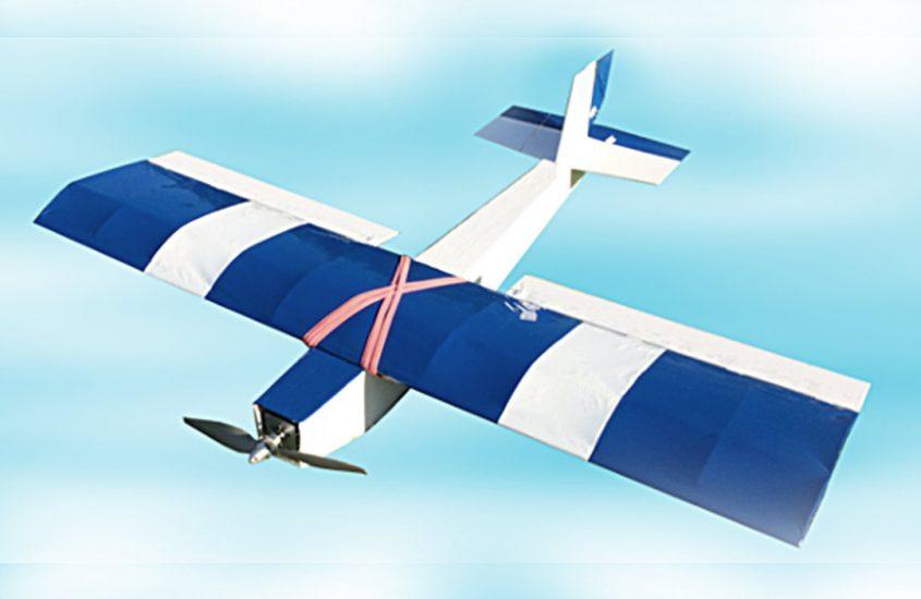 Modellflugzeug bauen