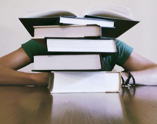 Schneller Lesen können Bücher studieren