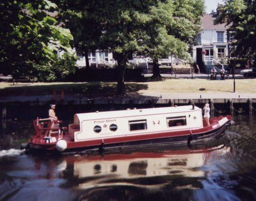 Hausboot Yacht führen