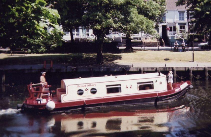 Hausboot können
