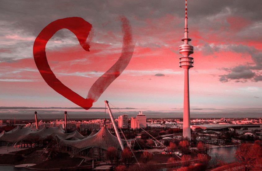 Verliebt in München