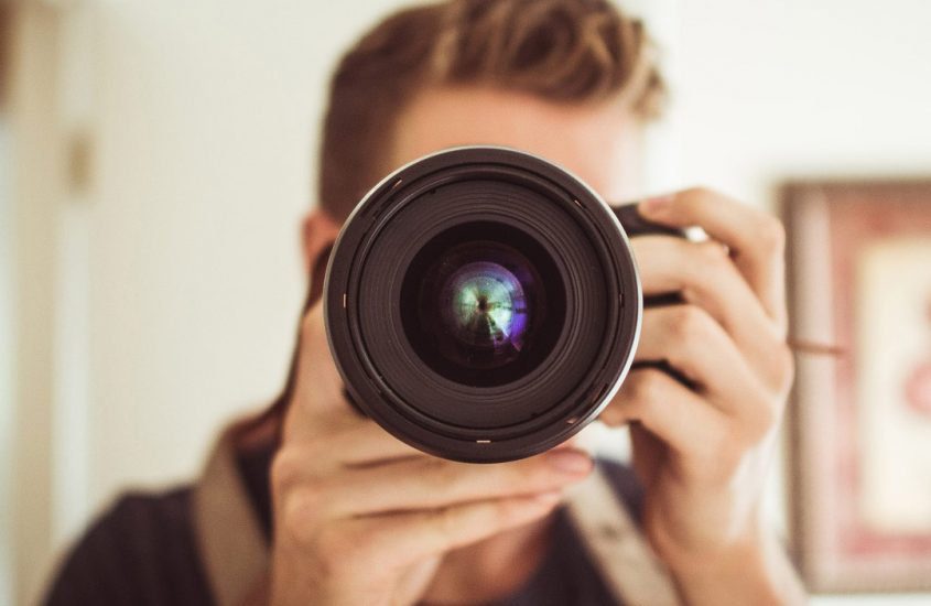 Immobilien Fotografieren