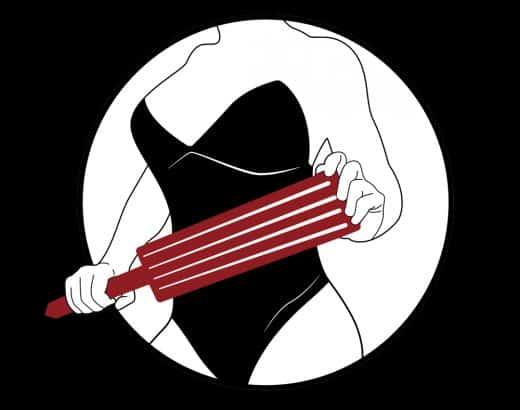 Mistress mit Schlagwerkzeug - Domina sein kann man lernen