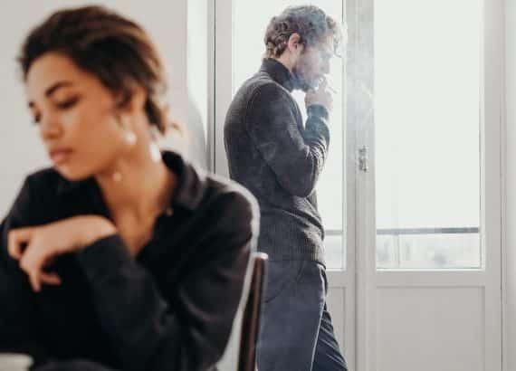 Streit bei Scheidung zur gemeinsamen Immobilie
