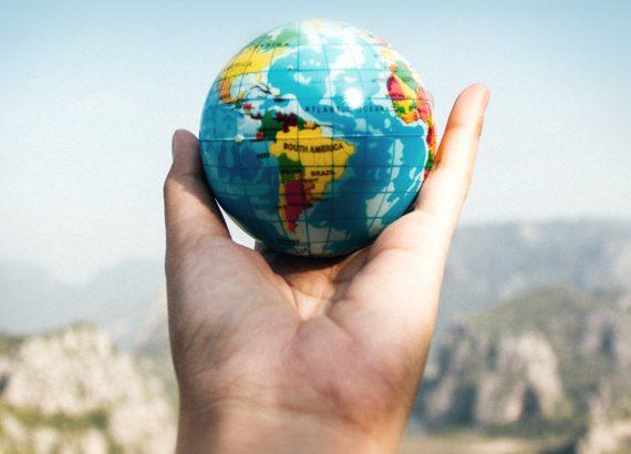 Eine Weltreise machen - aber geplant.