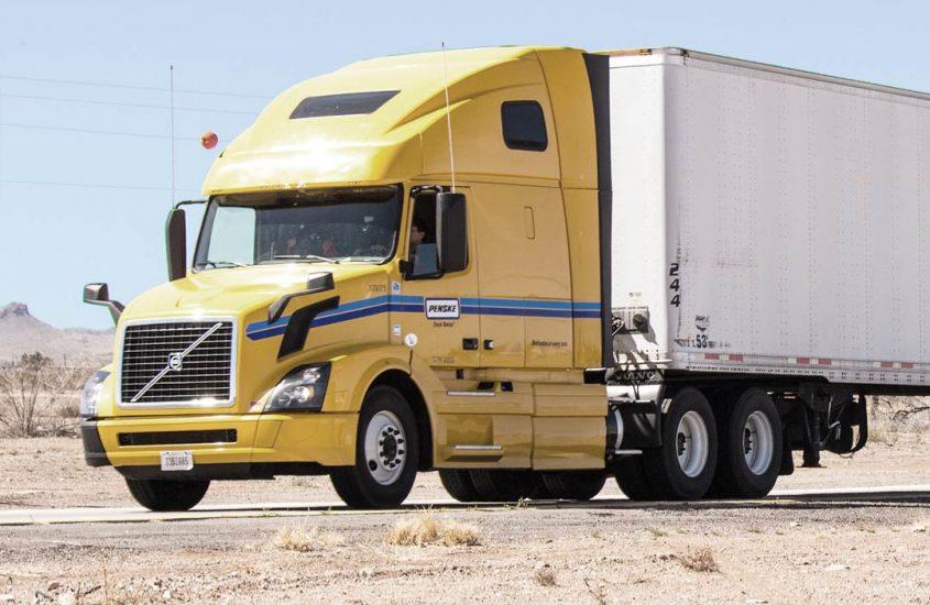 Lastwagenfahrer finden