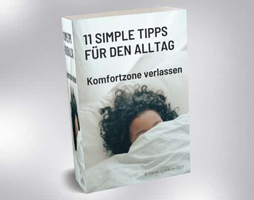 Komfortzone verlassen erfolgreich sein - E-Book
