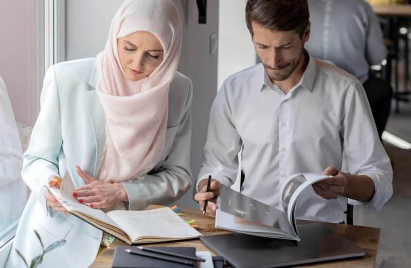 Spreche Arabisch – yallah