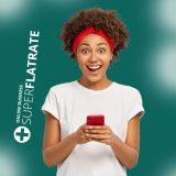 Online-Business Superflat