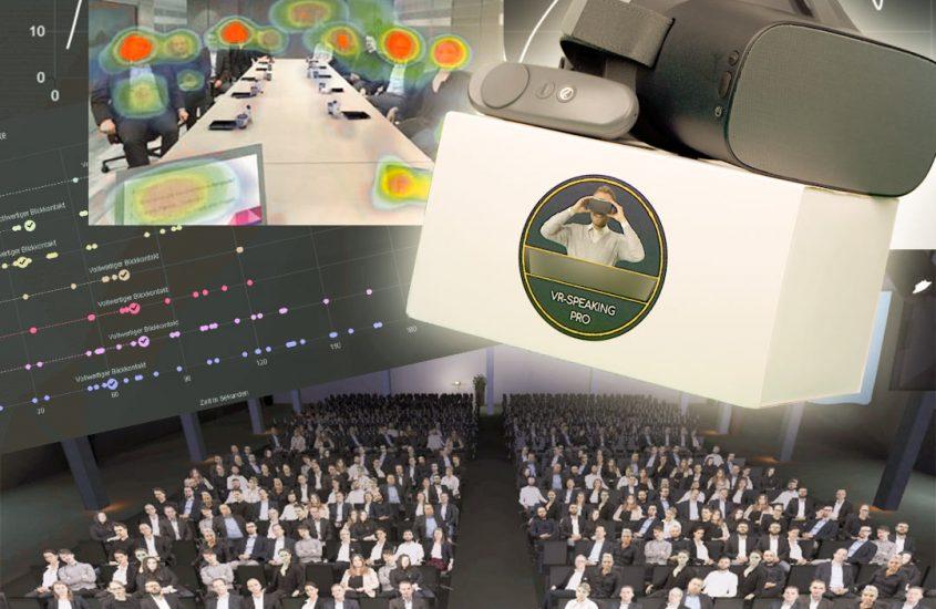 Top Speaker durch VR