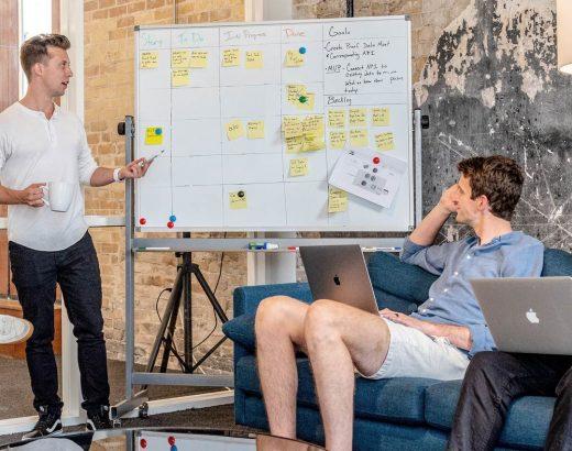 Businessplan Vorlagen erleichtern den Einstieg in die Selbstständigkeit