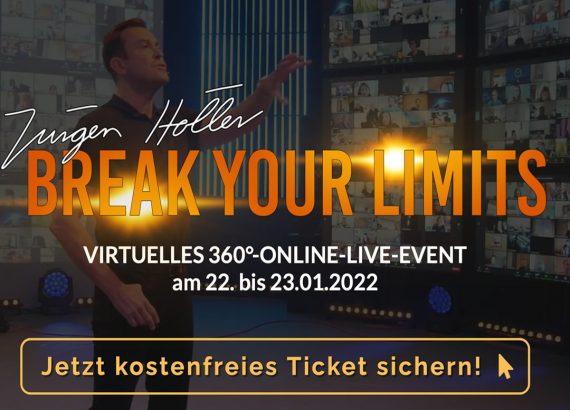 Break your Limits - Die Weiterbildungsrevolution für Verkäufer