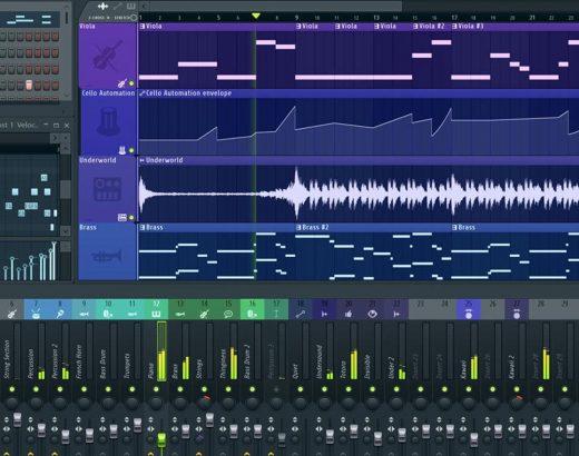 Mit FL Studio Musik produzieren lernen